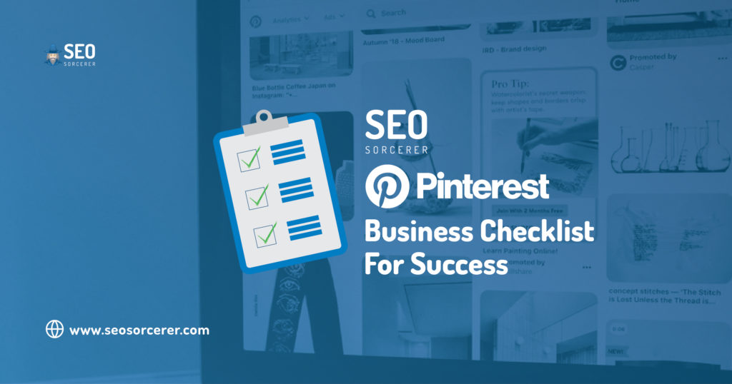 Pinterest for Business Checklist for Success